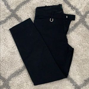 Ralph Lauren black pants